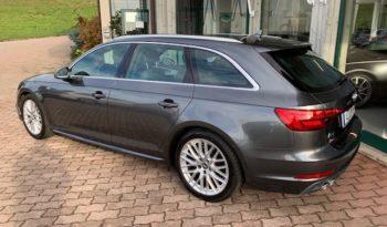 Audi A4 Avant 2.0 TDI 190 CV S tronic S-line, Led, Virtual Cockpit full