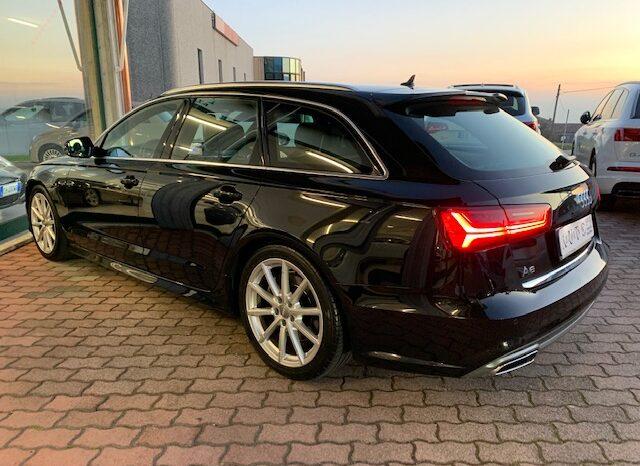 Audi A6 Avant 3.0 TDI Q. S tronic S-line,Led,Tetto,Pelle full