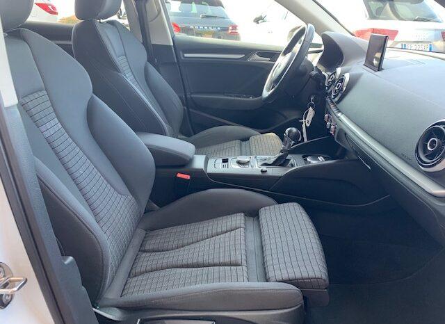 Audi A3 SPB 2.0 TDI 150 CV S-tronic Ambition 18″, Xenon full