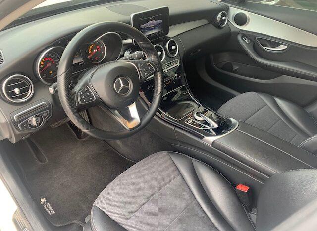 "Mercedes-Benz C 220 BlueTEC S.W. Automatic Sport Led, Navi, 17"" full"